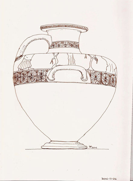 Apollo water jug