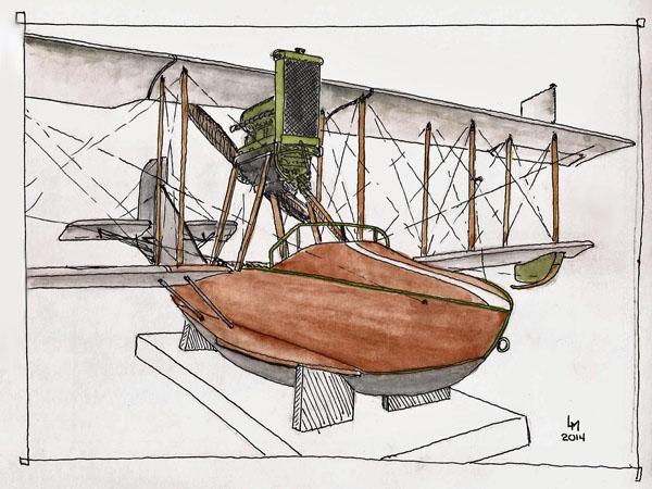Curtiss Seagull