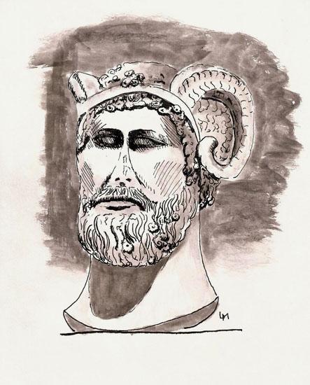 Zeus sketch