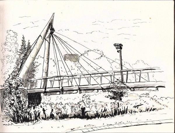 Stillman & Birn Alpha, Esterbrook J-2048