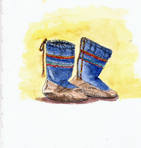 First Nations Boots